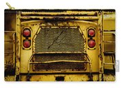 Big Dump Truck Grille Carry-all Pouch