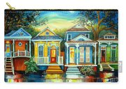 Big Easy Moon Carry-all Pouch by Diane Millsap