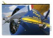Big Foot Biplane Carry-all Pouch