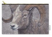 Big Horn Ram Carry-all Pouch