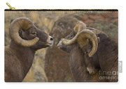 Big Horn Rams   #4989 - Signed Carry-all Pouch
