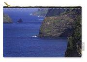 Big Island Cliffs  Carry-all Pouch