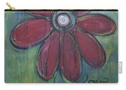 Big Love Daisey Carry-all Pouch