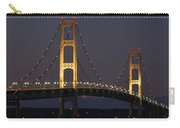 Big Mackinac Bridge 55 Carry-all Pouch