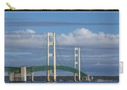 Big Mackinac Bridge 59 Carry-all Pouch