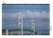 Big Mackinac Bridge 61 Carry-all Pouch