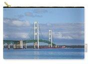 Big Mackinac Bridge 65 Carry-all Pouch