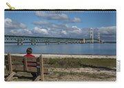 Big Mackinac Bridge 71 Carry-all Pouch