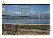 Big Mackinac Bridge 72 Carry-all Pouch