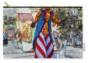 Big Man Walking Walt Disney World Selective Coloring Digital Art 02 Carry-all Pouch