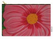 Big Pink Flower - Florist - Gardener Carry-all Pouch