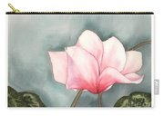 Big Pink Cyclamen Carry-all Pouch