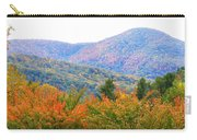Big Pisgah Mountain In The Fall Carry-all Pouch