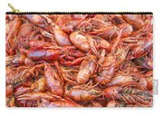 Big Prawns In Market Carry-all Pouch