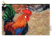 Big Red And The Girls Carry-all Pouch
