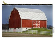 Big Red Barn In West Michigan Carry-all Pouch