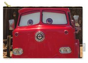 Big Red Carsland Carry-all Pouch