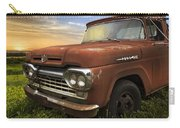 Big Red Ford Carry-all Pouch