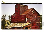 Big Red Grain Elevator Carry-all Pouch