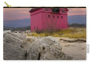 Big Red Lighthouse By Holland Michigan Carry-all Pouch