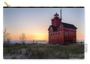 Big Red Lighthouse Carry-all Pouch