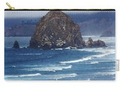 Big Rock On The Oregon Coast Carry-all Pouch