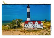 Big Sable Light On The Shore Carry-all Pouch