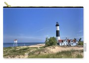 Big Sable Point Light Carry-all Pouch