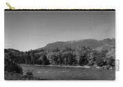 Big Sky Country Montana Bw Carry-all Pouch