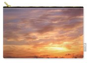 Big Sky Over Halifax Harbour Carry-all Pouch