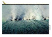 Big Splash Of Mammoth Springs Dam Carry-all Pouch