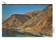 Big Sur And The Bridge Carry-all Pouch by Adam Jewell