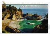 Big Sur Carry-all Pouch by Benjamin Yeager
