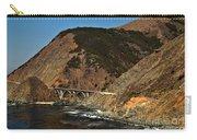 Big Sur Bridge Carry-all Pouch