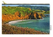 Big Sur California Coastline Carry-all Pouch