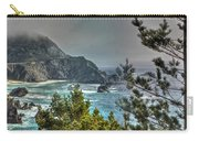 Big Sur Coast And Bixby Bridge Pano Carry-all Pouch