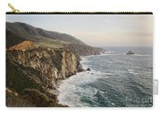 Big Sur Carry-all Pouch by Heather Applegate