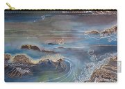 Big Sur In Sunset Carry-all Pouch