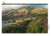 Big Sur Trail At Soberanes Point Carry-all Pouch