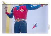 Big Tex And The Cotton Bowl  Carry-all Pouch