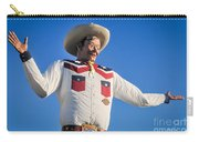 Big Tex - State Fair Of Texas - No. 2 By D. Perry Lawrence Carry-all Pouch
