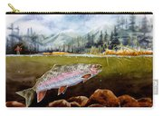 Big Thompson Trout Carry-all Pouch
