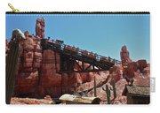 Big Thunder Mountain Walt Disney World Carry-all Pouch