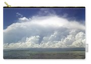 Big Thunderstorm Over The Bay Carry-all Pouch