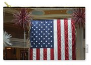 Big Usa Flag 1 Carry-all Pouch