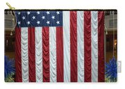 Big Usa Flag 2 Carry-all Pouch