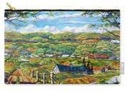 Big Valley By Prankearts Carry-all Pouch