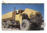 Big Wheels Not Rollin Water Truck Carry-all Pouch