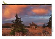 Bighorn Mountains Sunrise Carry-all Pouch