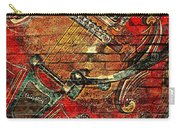 Bigsby Faux Mural Carry-all Pouch